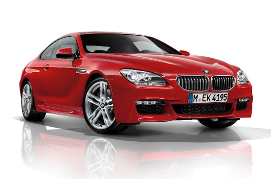 Serie 6 coupe