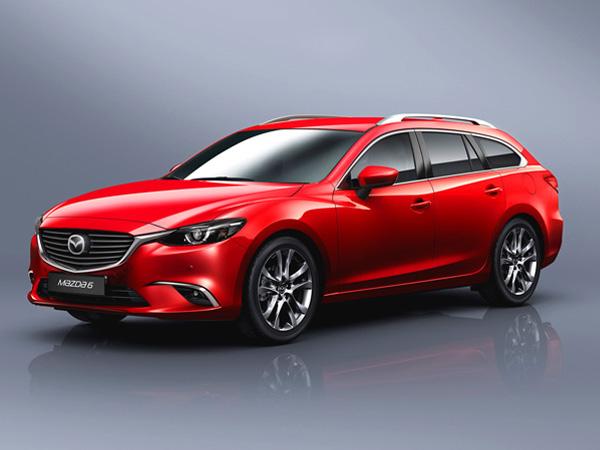 Mazda6 station