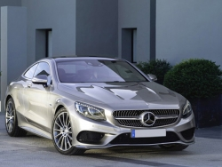 Classe S coupe
